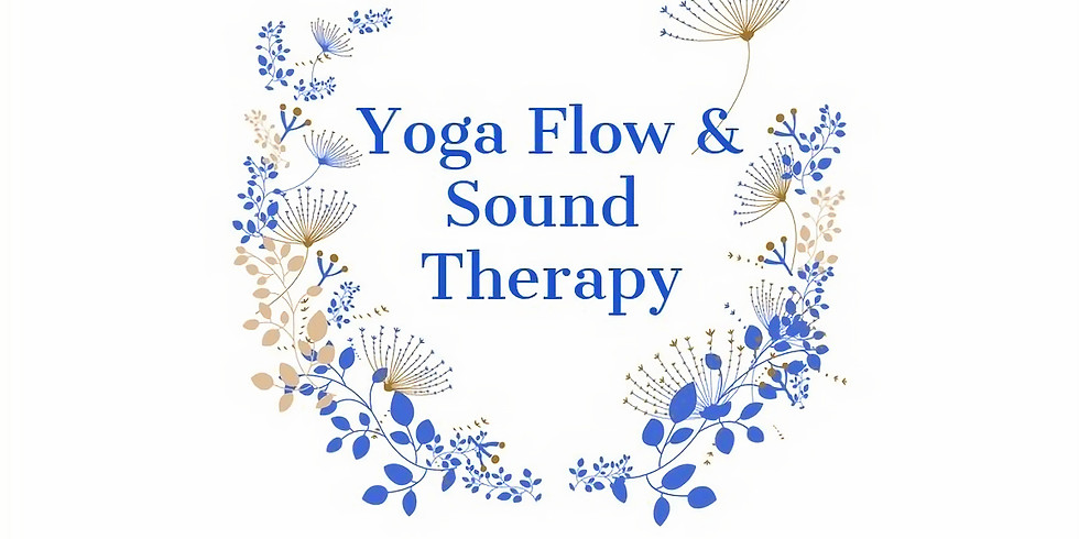 Yoga Flow & Sound Therapy