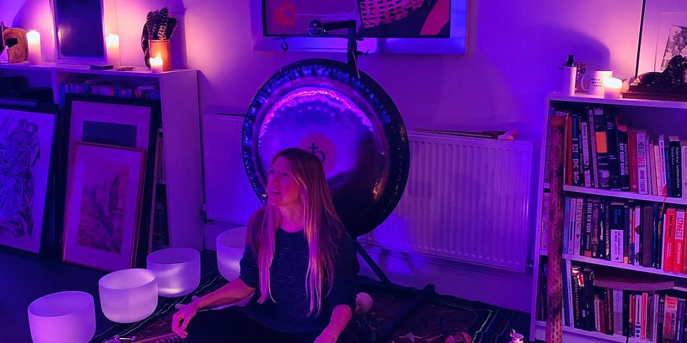 Sound Bath - Online Via Zoom