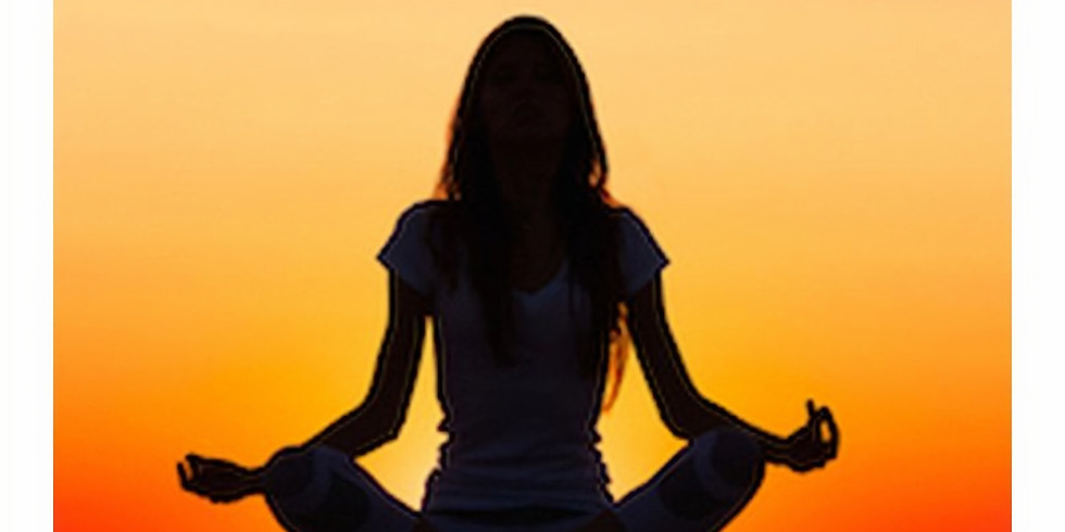 Sunset Yoga flow and sound therapy