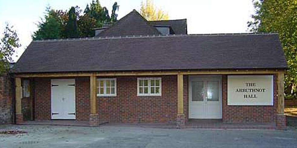 Arbuthnot Hall | The Village Hall in Shamley Green