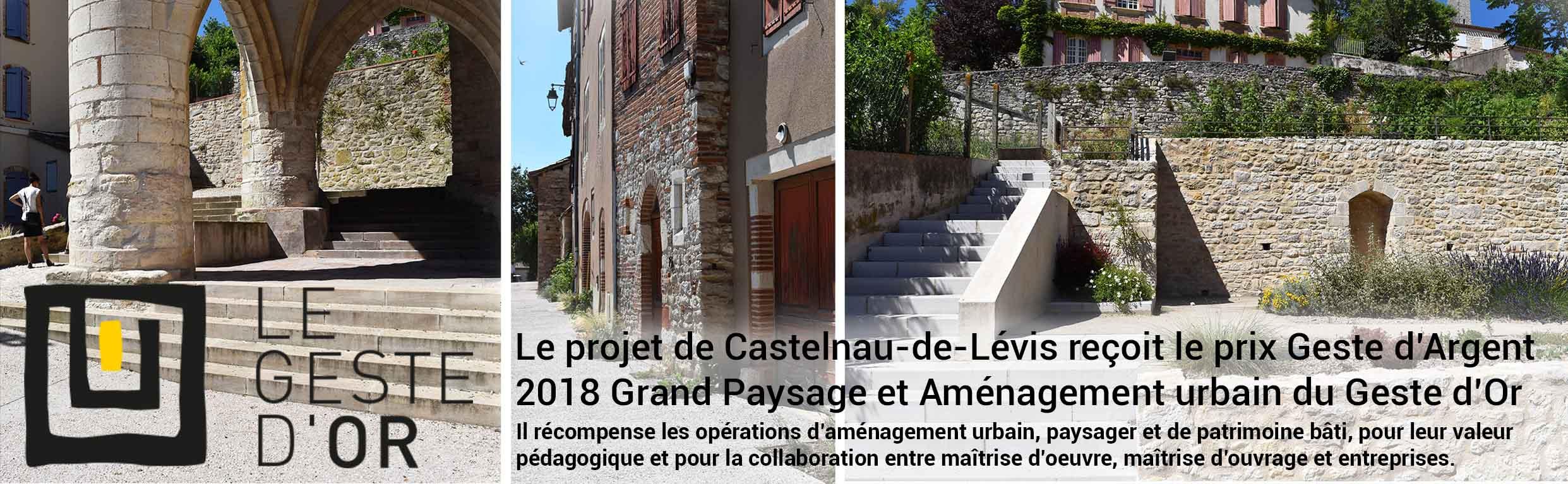 Castelnau Geste d'or