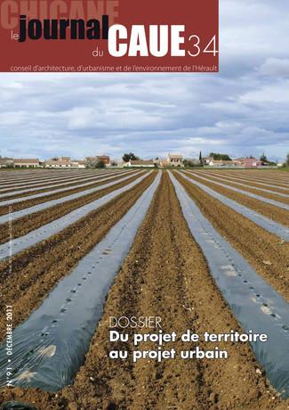 Le CAUE 34 présente l'étude urbaine d'Alignan du vent dans son journal