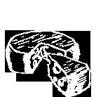 Швейцарский сыр Эскиз