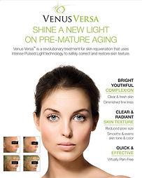 IPL Facials, IPL Photofacial, Venus Versa, Skinsa Beauty by Kristen Evans, Mt Kisco, NY