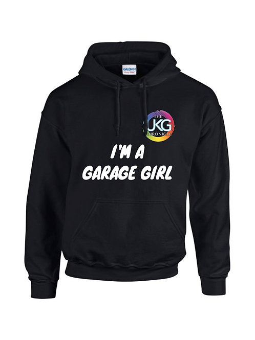 Garage Girl [Hoddie]