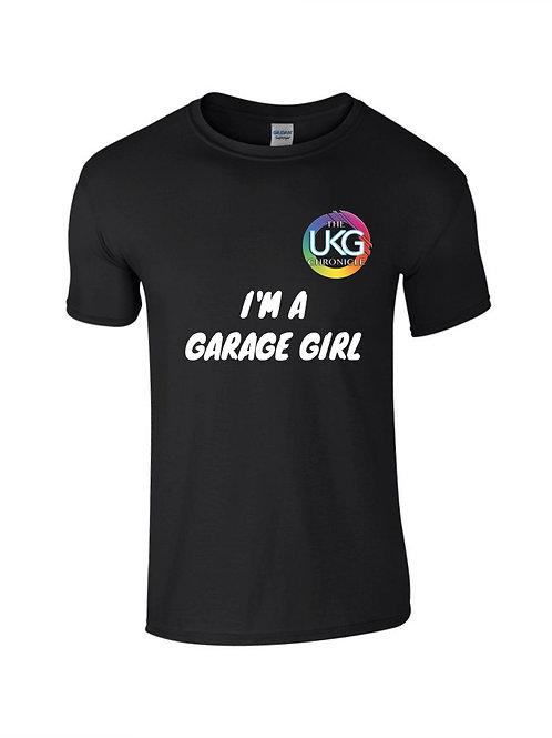 Garage Girl Tee