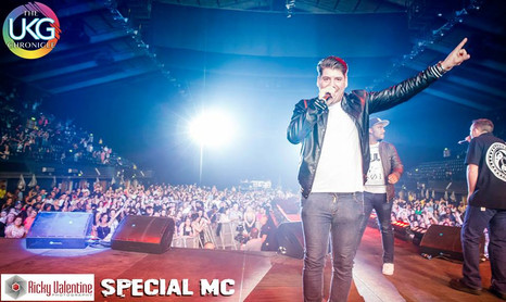 The UKG Chronicle 2014 @ Wembley Arena