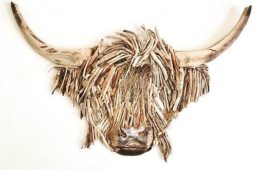 Driftwood Highland Cow