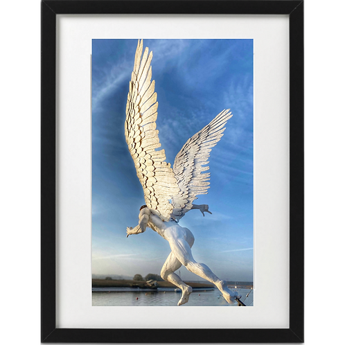 Angel Of The South  - River Exe