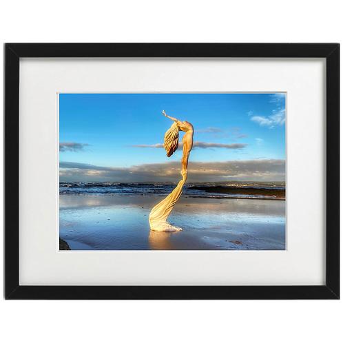 Follow Your Dreams - (Sun Kissed version) Ballerina Print
