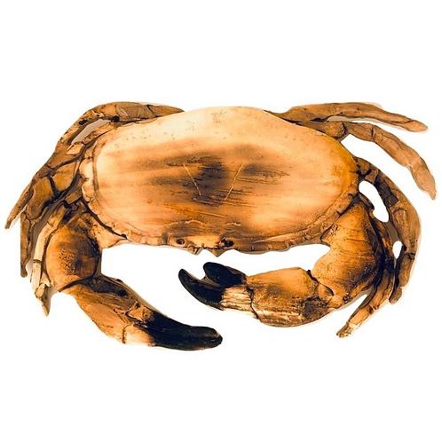 Driftwood Brown Crab