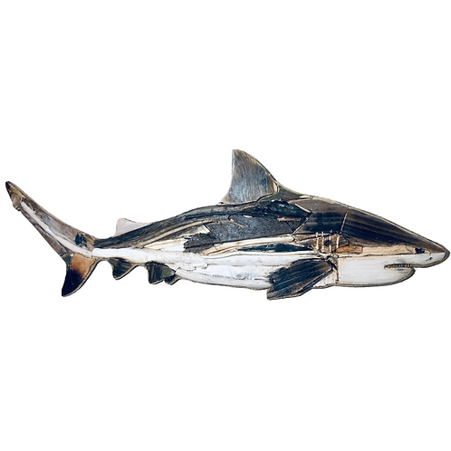 Driftwood - Great White Shark
