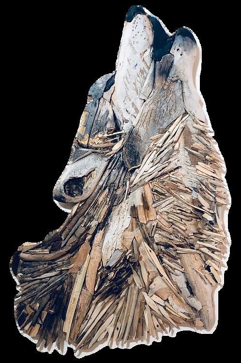 Driftwood Wolf