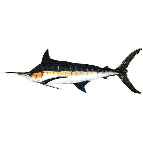 Driftwood Blue Marlin