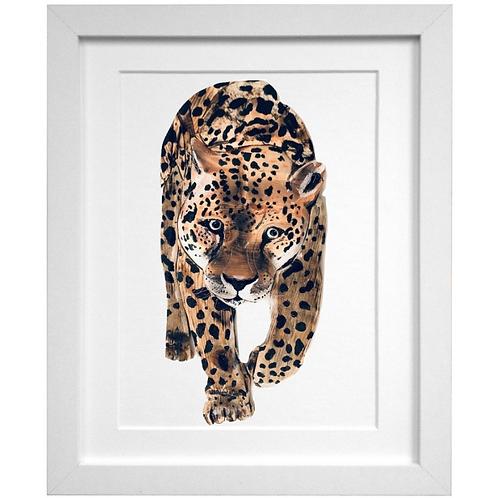 Driftwood Jaguar Print