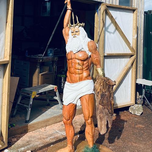 'Old Gods Assemble' Poseidon, Neptune,King Triton