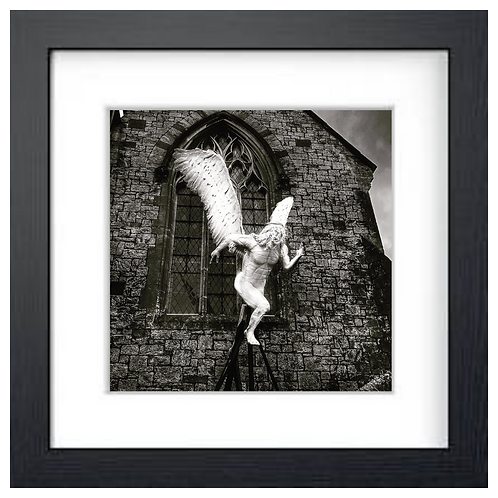 Angel Of The South  - St MargaretsThis is a photographed print of an original dr