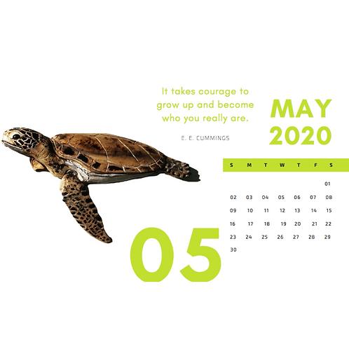 Zen Wood Design - 2020 Calendar