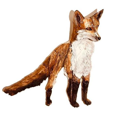 Driftwood Fox