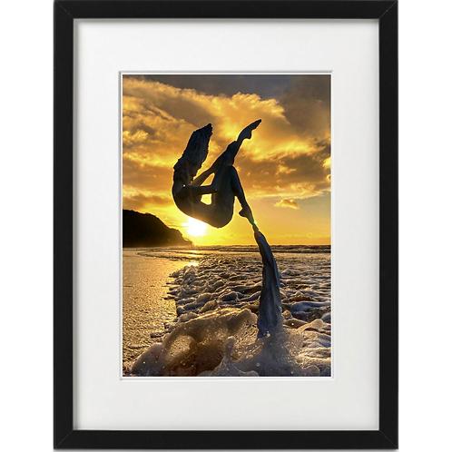 Falling In Love - Sunrise Print