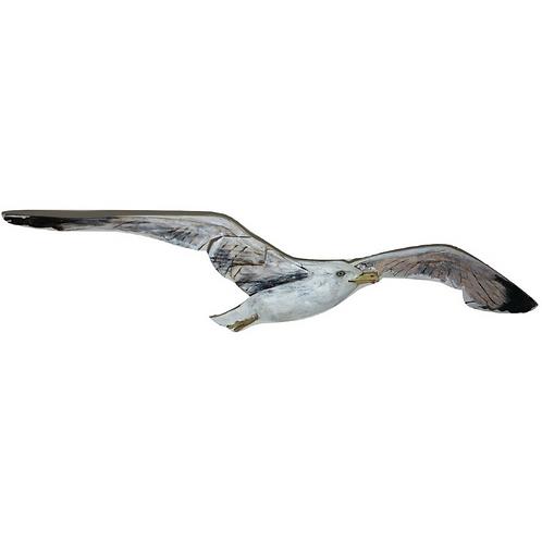 Driftwood Seagull
