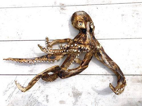 Driftwood Octopus