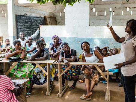Moins de 17% de la population togolaise détient un compte bancaire.