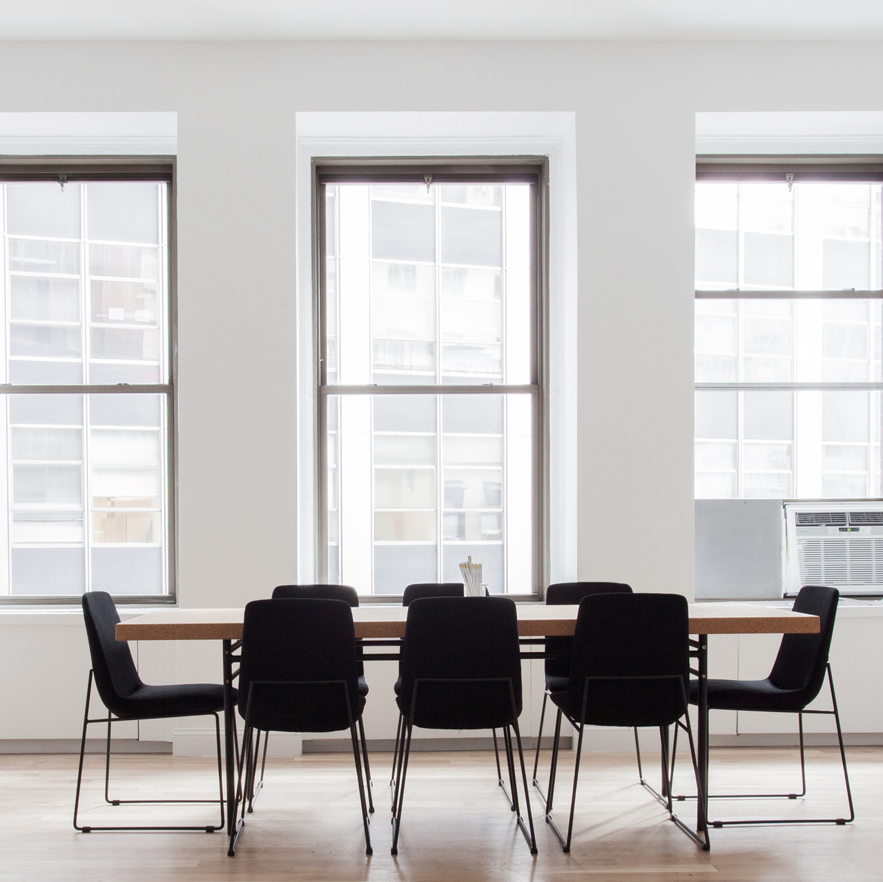 7 Basic Design Ground Rules You Need to Know - design2space, inc. - Meeting space