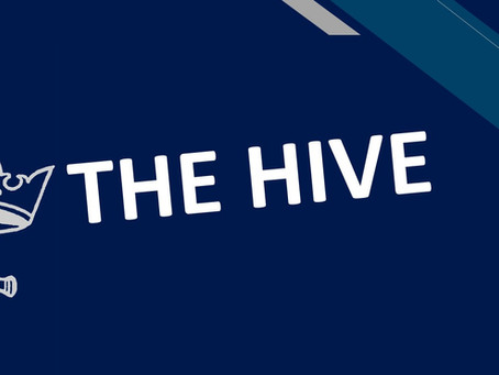 The HIVE - Opening January 2021