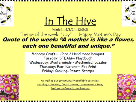 This week in The Hive - 8th March