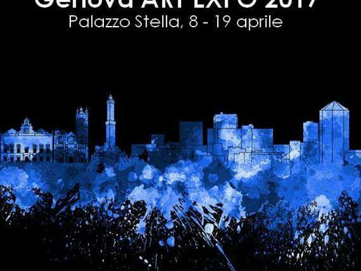 GENOVA ART EXPO 2017