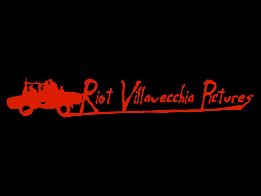 Movie project with Riot Villavecchia