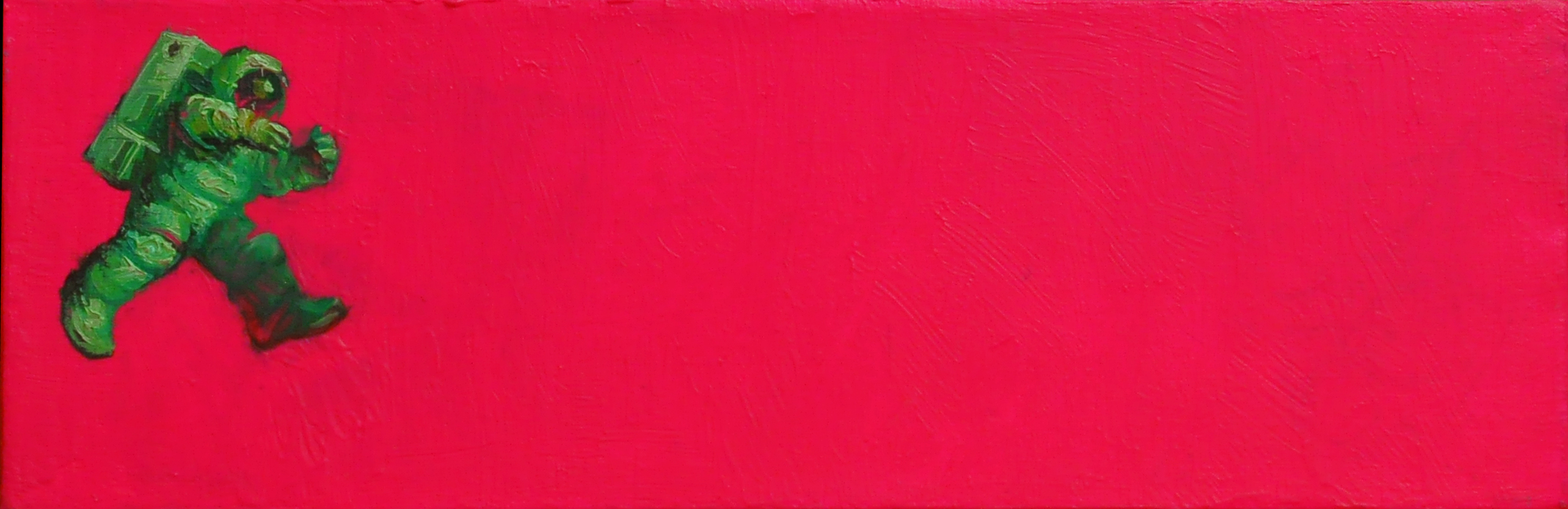 2014,One Giant Leap_12 x 4, Oil on Canvas.jpg