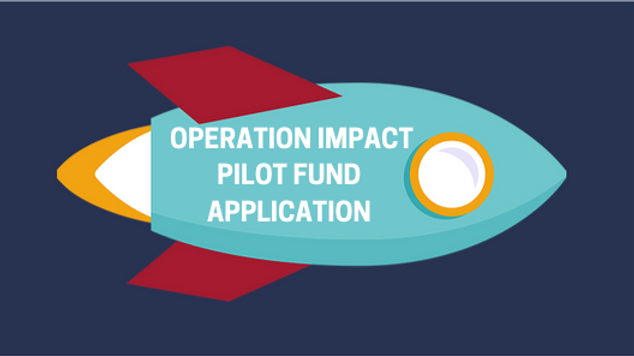 Pilot Fund Round Application - Round 3