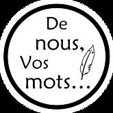 Logo-De-Nous-Vos-Mots