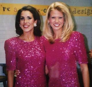 Krista Knicely & Brandi Petersen