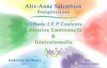 Ambérieu-en-Bugey, Ain, Alix-Anne Salembien, graphisme, communication,, cartes de visite, logo, flyers, entreprise, création personnalisée, couleurs