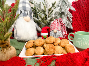 The BEST - SOFTEST - MOST CHEWY Snickerdoodle Cookies EVER!