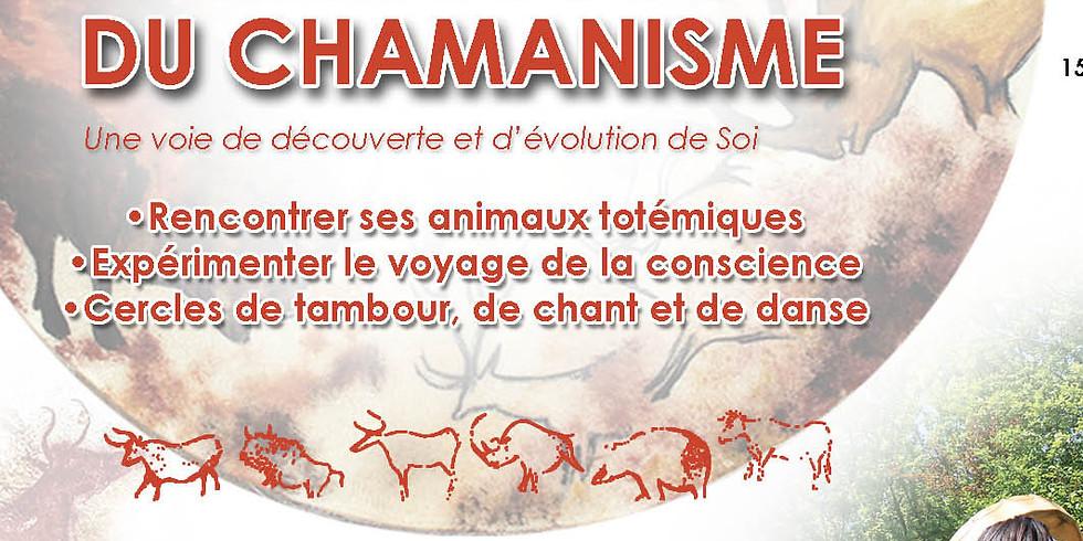 Atelier découverte du Chamanisme à Bourges