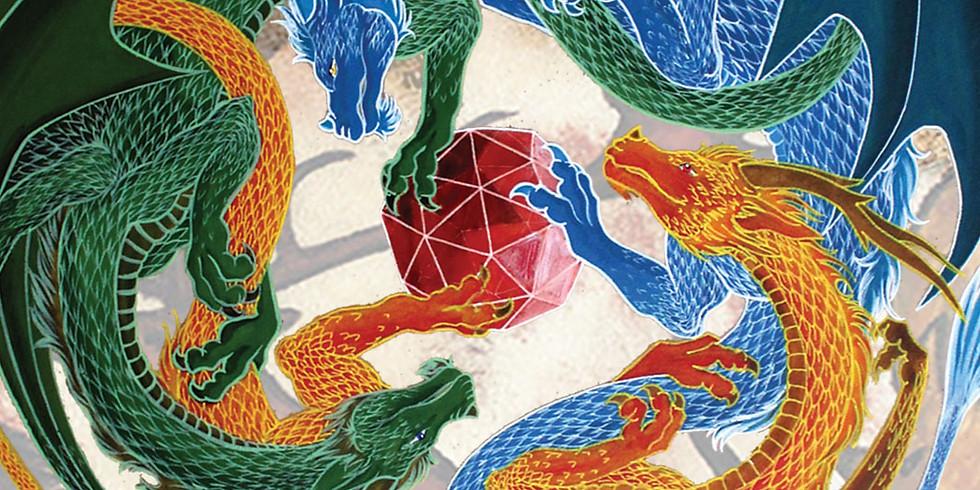 Stage Avancé : L'envol du Dragon