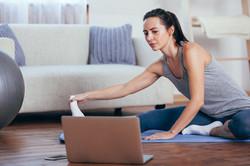 aula Pilates online 4