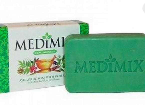 Sabonete indiano Medimix - pele saudável