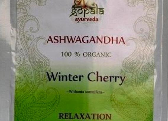 Ashwagandha - Ayurveda – anti Vata – bom p/ Tônico, equilíbrio sexual...