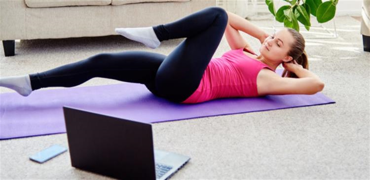 aula Pilates online 5