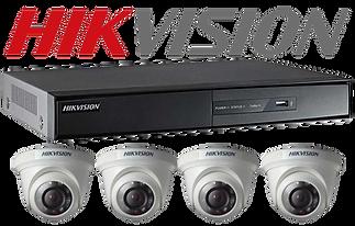 hikvision kit videosorveglianza