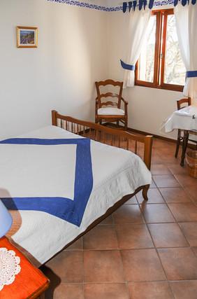 Lavande - Chambre 2 personnes avec lit d