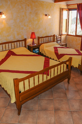 Mimose - Chambre 2-3 personnes