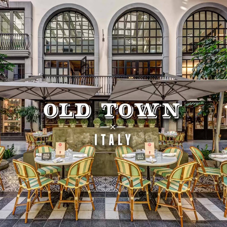 Old Town Italy Umhlanga