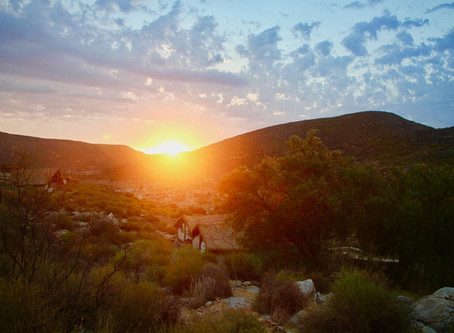 Spend A Weekend In The Cederberg Amid The Stunning Cape Fynbos.