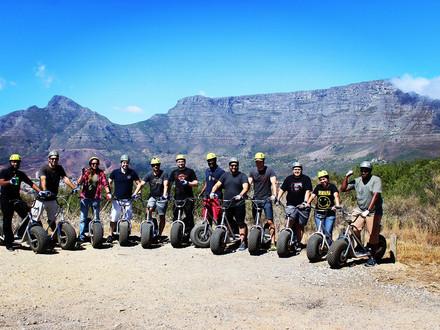 Table Mountain Scootours
